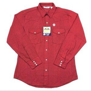 ❌SOLD❌ NWT Vintage Dakota Pearl Snap Western Shirt